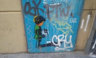Calles de Barcelona.