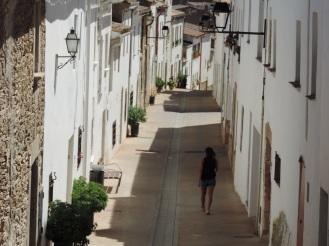 Calles de Begur.